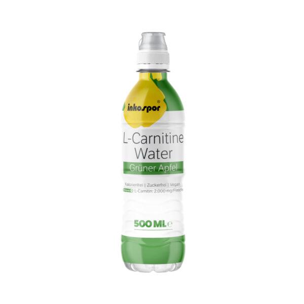 Inkospor_L-Carnitine_Water_zielone_jablko